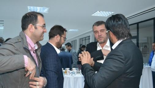 Karaman'da Devlet destek ve hibeleri konulu seminer verildi