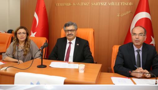 Karaman'da Engelliler Meclisi Başkanı İlknur Harani Oldu