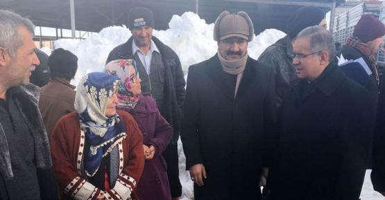 Karaman'da Genç Çiftçilere Proje Desteği Devam Ediyor