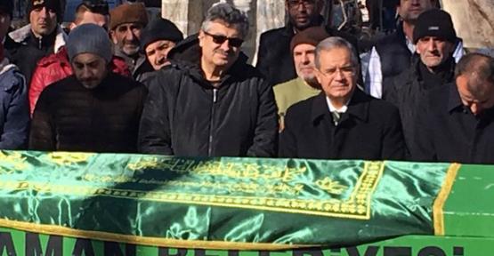 Karaman'da Kent Konseyi Başkanı Ali Konukseven'in Acı Günü