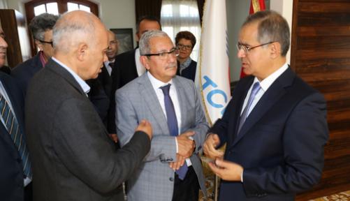 Karaman'da Lojistik ve Yük Merkezi imzaları atıldı