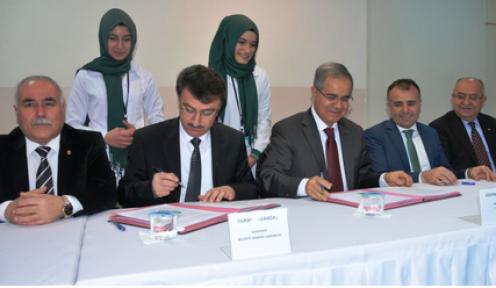 Karaman'da öğrenciler daha donanımlı olacak