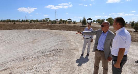 Karaman'da Türk Dünyası Kültür Parkı Yapılıyor