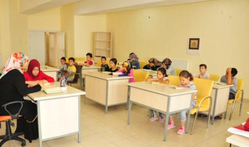 Karaman'da yaz tatili kültür etkinlikleri devam ediyor