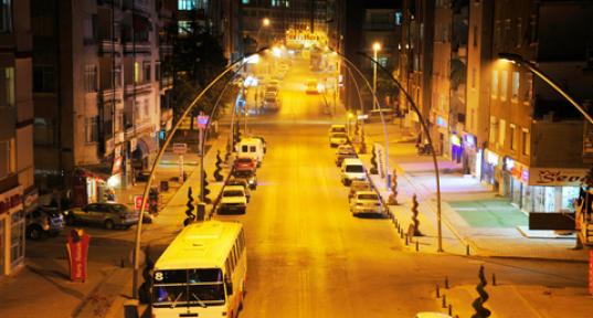 Karaman'da Yunus Emre Caddesi'nin Çehresi Değişti