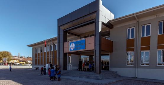 Kayseri'de Yapılan Eserler Kamuoyuna Tanıtılıyor