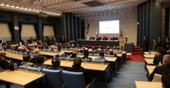 Kayseri'de yatırım toplantısı yapıldı