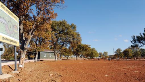 Konya Büyükşehir Doğanhisar'a Park Yapacak