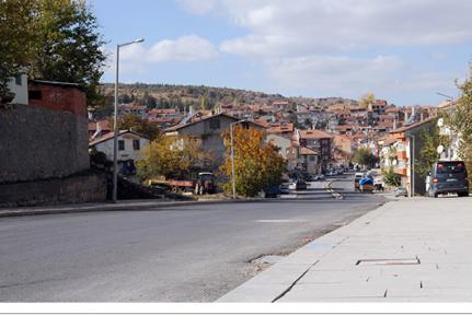 Konya Doğanhisar'da 2 cadde tamamlandı