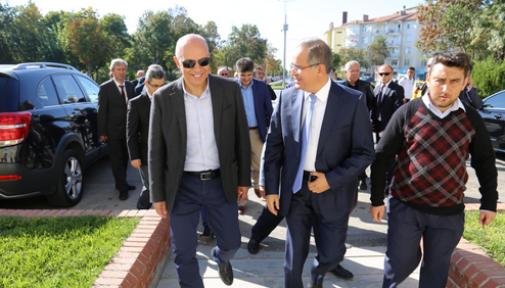 Konya Karaman yüksek hızlı tren çalışmaları sürüyor