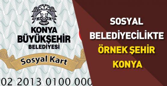Konya, Sosyal Belediyecilikte Örnek Şehir