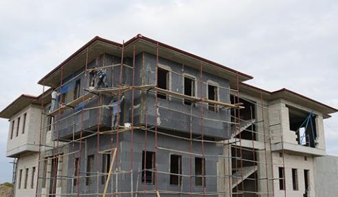 Konya Tuzlukçu'da Şehir Konağı Yapılıyor