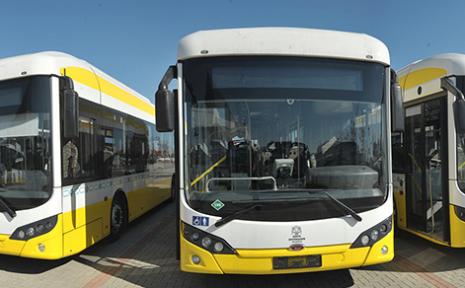 Konya'da öğrenciler ulaşımı 7 gün ücretsiz kullanacak