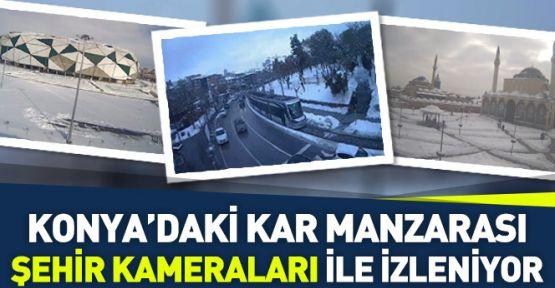 Konyalılar kenti  konyabuyuksehir.tv ile canlı izliyor
