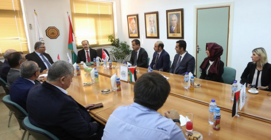 Kudüs'te Türkoloji Bölümü Açılması için imzalar atıldı