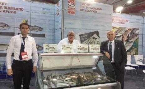 Kuzey Irakta Sofraları Türk Balıkları Süsleyecek