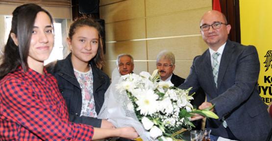 Medeniyet Okulu Projesi toplantısı yapıldı