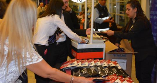 Mersin Büyükşehir'den Özlem Dolu Paketler