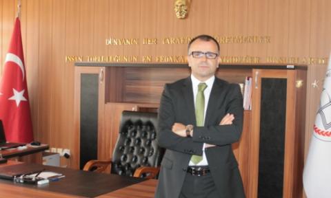 İl Milli Eğitim Müdürü Asım Sultanoğlu Kurban Bayramı Mesajı