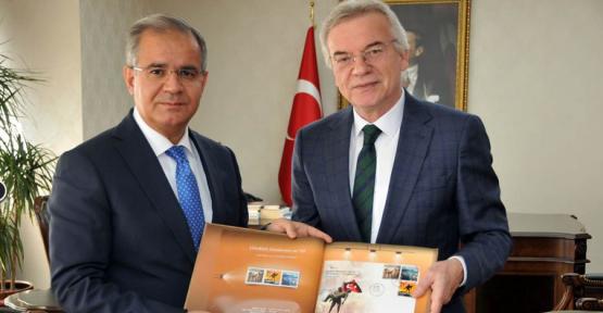 PTT Teşkilatı 176. Yaşını Karaman'da Kutluyor