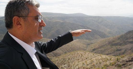 Recep Konuk, Karasu'nun Konya Ovası'na getirilmesini önerdi
