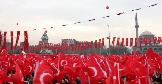 Recep Tayyip Erdoğan, Kayseri bizim canımız ciğerimiz