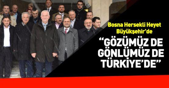 Sedzad Milanoviç, Gözümüz de Gönlümüz de Türkiye'de