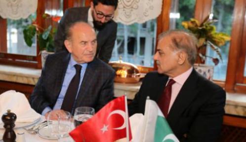 Şerif, Başkan Topbaş ve Vali Vasip Şahin'i ziyaret etti