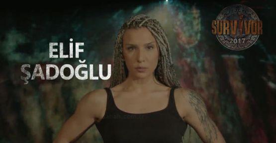 Survivor 2017 Elif Şadoğlu Kimdir?