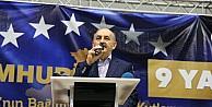 Bakan Müezzinoğlu Kosovanın bağımsızlık yıldönümü kutlamalarına katıldı