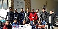 Gaziantepli öğrenciler Almanyada