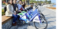 İzmir#39;de Bisiklet Kenti Hedefi