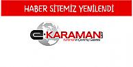 Karaman haber sitemiz yenilendi
