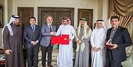 Kızılay İle Katar Ve Suudi Arabistan Arasında Stratejik İşbirliği