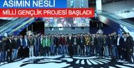 Konya#39; da Asımın Nesli Milli Gençlik Projesi