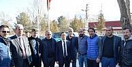 Rektör Kızılaydan Evkur Yeni Malatyaspora moral desteği