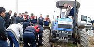 Tarlaya giderken fenalaşan çiftçi hayatını kaybetti