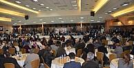 AK Parti birlik ve beraberlik yemeğinde bir araya geldi