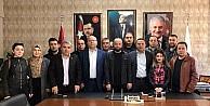 Aksaray Gazeteciler Cemiyeti kuruldu