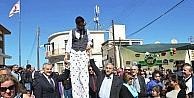 Altınova KKTCde temsil edildi