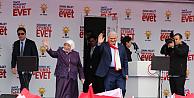 Başbakan Binali Yıldırım, Karaman#039;da hitap etti