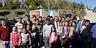Başkan Yağcı'dan okullara ziyaret