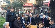 Çaturoğlu, Kozlu ilçesinde halk oylamasına destek istedi