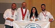 İAÜ Gastronomi öğrencileri Universiade 2017de 5 ödül aldı