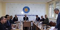 Karaman#039;da OSB Müteşebbis Heyeti Toplandı