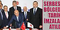 Karaman#39;da Serbest Bölge Protokolü imzaları atıldı