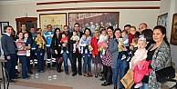 Milasta 'Hoşgeldin Bebek projesi 1 yılını doldurdu