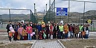 Osmancık Ömer Derindere MYO özel misafirlerini ağırladı
