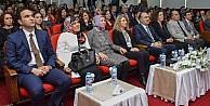 Sinop Üniversitesinde 'Kadın ve Liderlik' konferansı