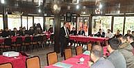 Şırnak Barosu avukatlara yönelik seminer düzenledi